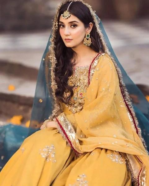Durrefishan Adorns Stunning Traditional attires in Recent Photoshoots