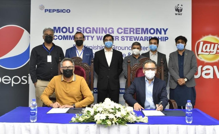 PepsiCo invests PKR 160 million to launch community water stewardship project with WWF-Pakistan