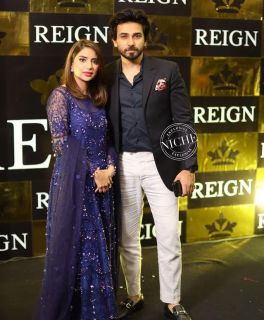 Reign Exclusive Launch Event - Famous Celebrities spotted