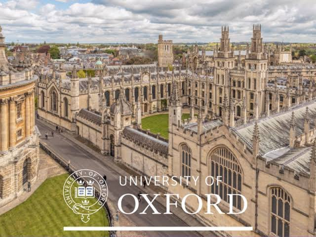 Oxford University announce Scholarships for Pakistani Students and Faculty