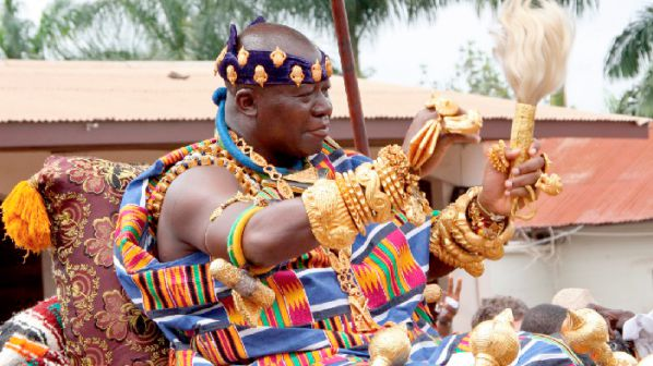 Asante King. Ghana Gold. Ashanti Region. Asante Culture