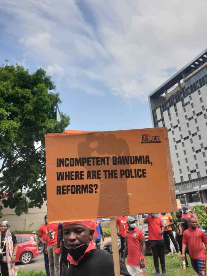 PHOTOS: NDC seizes Accra with massive demo against Akufo-Addo 8