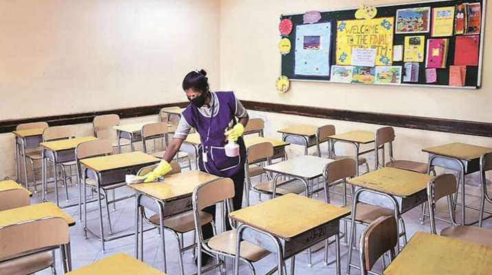 Punjab allows schools to reopen. (Representational image)