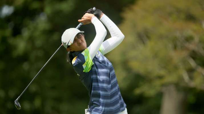 Aditi Ashok finishes second at qualifiers, books spot for Women's British Open