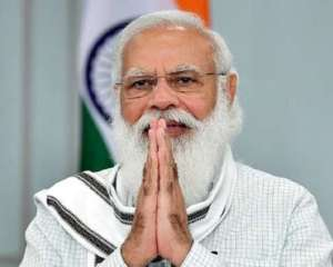 PM Modi lauds efforts of healthcare, frontline workers as