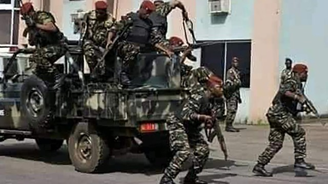 guinea military coup