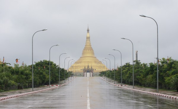 That empty feeling: Inside Myanmar's forbidden capital ...