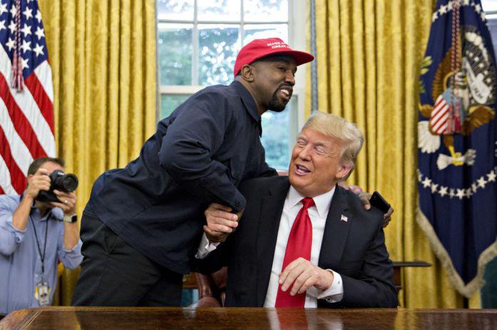 Newsdeck: Kanye West met with Kushner as rapper eyes 2020 election ...