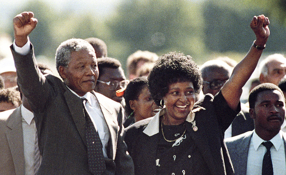 DAILY MAVERICK 168: Two new books offer an insider's view of Nelson & Winnie's tempestuous yet enduring love