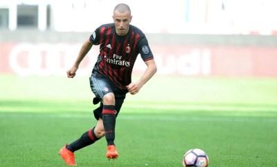 Luca Antonelli Milan