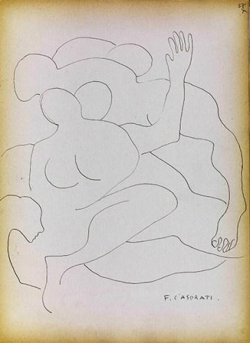 Autori vari, Giovedì di Germana Marucelli, 1947-1952. Collezione privata (courtesy Archivio Germana Marucelli, Milano). Foto Arrigo Coppitz.