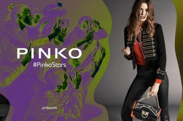 uk availability c0a21 de9a4 Pinko Fall Winter 2016-17 Brand Campaign - Daily Mood