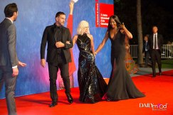 Red Carpet Franca - Chaos and Creation
