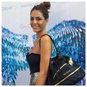 Photo Credit: Pagina Facebook https://www.facebook.com/Gio-Cellini-295139270603291/ Pamela Camassa Amazing with Gio Cellini Bag #giocellini