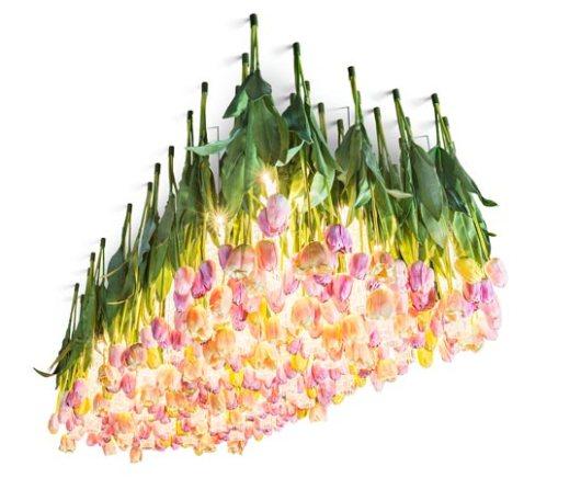Flower-Power-_-Lampadario-da-soffitto-in-vetro-di-Murano-con-fiori_1