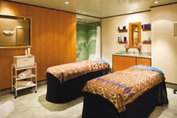Treatment Room for couples - Deck 12 Pride of Hawaii - Norwegian Cruise Line