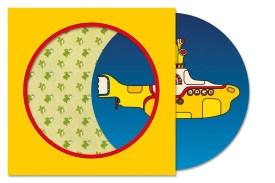 The Beatles Yellow Submarine Picture Disc Front