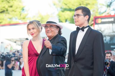 Al Bano Jr Carrisi, Al Bano Carrisi and Yasmine Carrisi