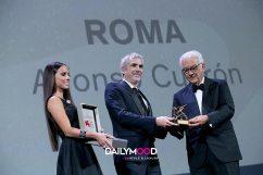 Alfonso Cuaron, Paolo Baratta 1