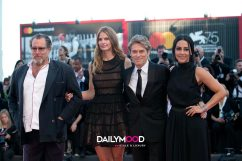 Giada Colagrande, Willem Dafoe, Louise Kugelberg and Julian Schnabel