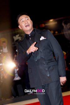Hu Jun attends 'Ying (Shadow)'