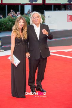 Joanna Kaye and Paul Greengrass