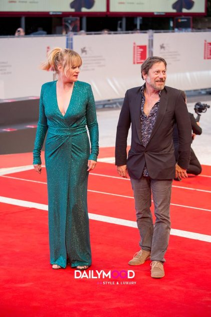 Mathieu Amalric and Emmanuelle Seigner 1