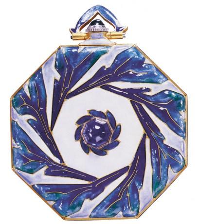 Boucheron Orologio da taschino