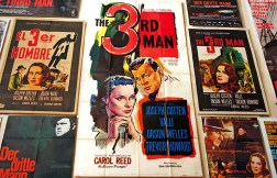 Third Man Museum_Wien_Poster Wall_credit Third Man Museum