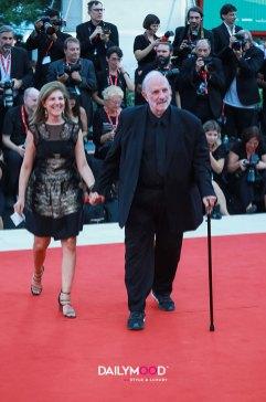 Brian De Palma and his guest