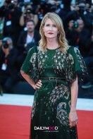 Laura Dern in Gucci