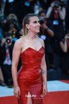 Scarlett Johansson in Celine