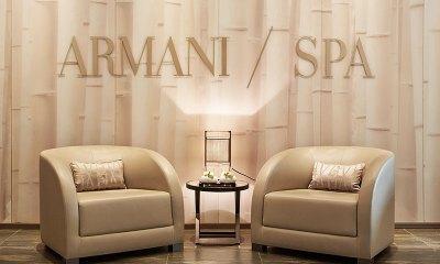 Armani Spa: Le proposte per mantenere il benessere dell'estate
