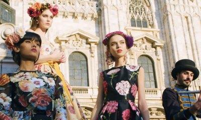 Dolce & Gabbana Campagna Donna Autunno Inverno 2019-20