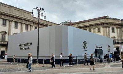 165 anni di storia di Louis Vuitton approdano a Milano