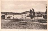 Saturnia (Grosseto) - Le Terme [Cartolina viaggiata nel 1954; ProprietÖ Comune di Manciano]