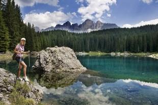 Romantik Hotel Post Cavallino Bianco - Escursione al Lago di Carezza