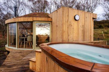 2. Craigmaddie Muir Roundhouse_Scotland_©Homeaway