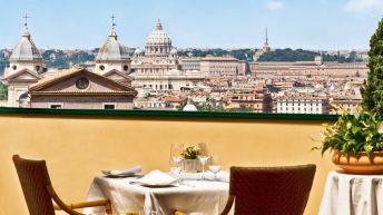 Hotel Eden Roma