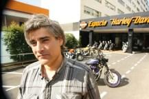 Del Olmo en Espacio Harley Barcelona