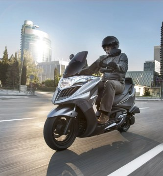 Kymco Yager GT