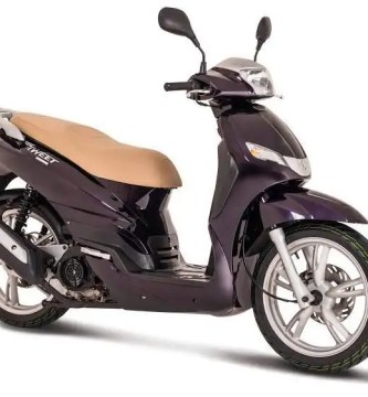 Scooter-Peugeot-Tweet