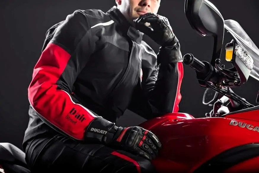chaqueta airbag Ducati-Multistrada-1200 s Dair