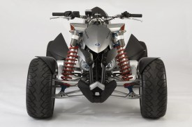 Polaris Revolver Concept