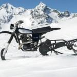 Yamaha Snowmobile