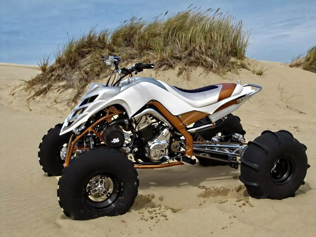 Yamaha Raptor Turbo