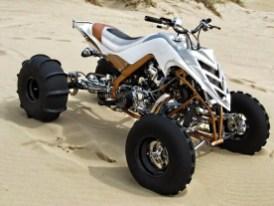 Yamaha Raptor 700 Turbo