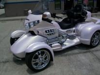 Honda Goldwing quad