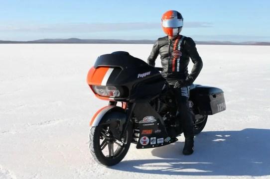 Harley Davidson Road Glide Pepper Australia (5)