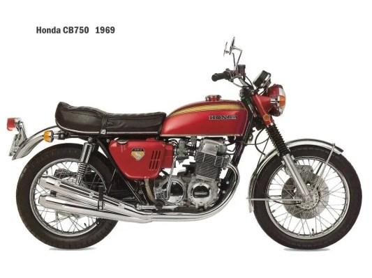 honda CB750 1969 (1)